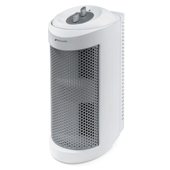 Bionaire® 99.97% True HEPA Mini Tower Air Purifier with Allergen Remover Filter (BAP706)
